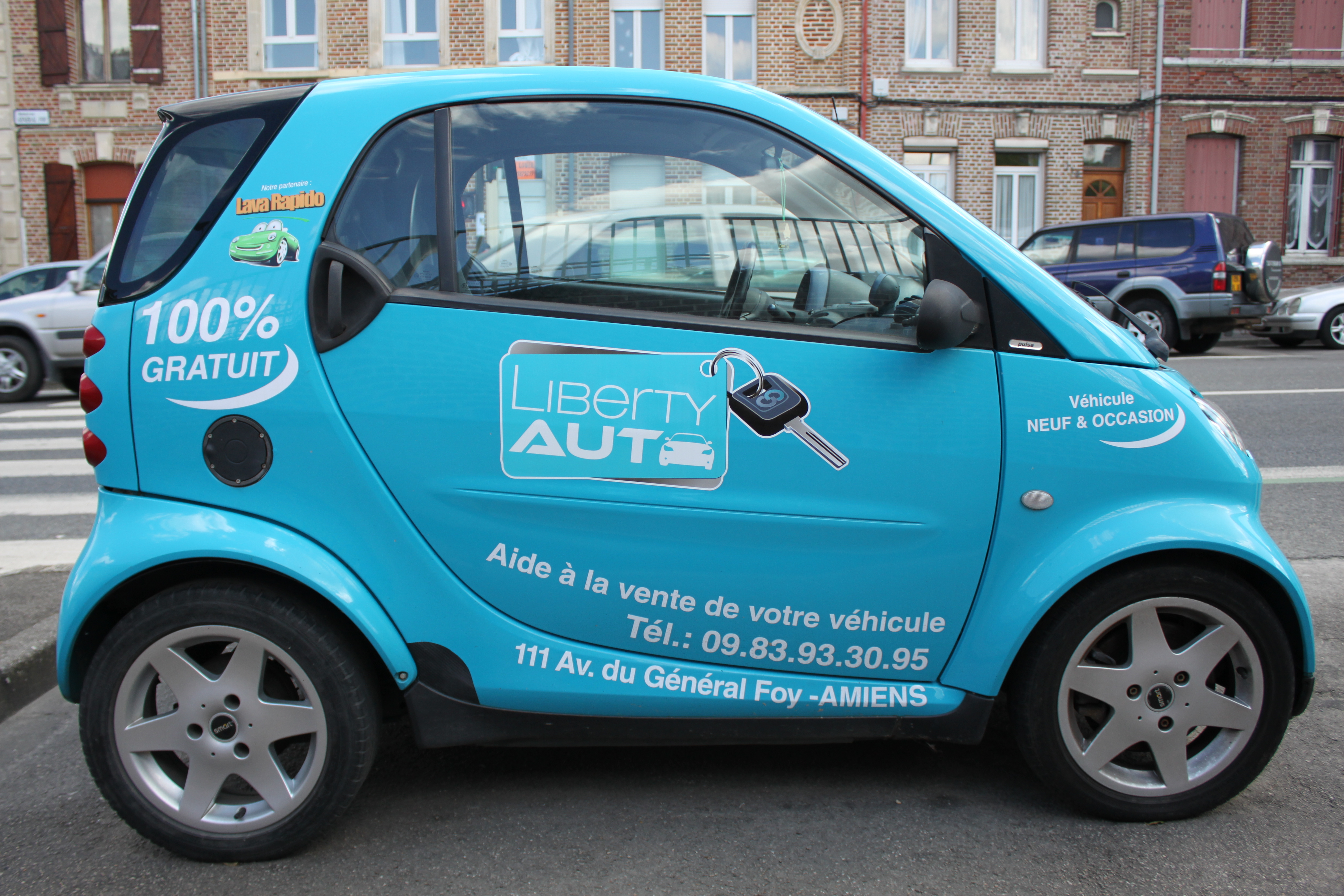 Voiture Amiens Liberty Auto